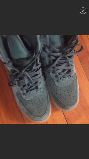 Nike Airforce Hi Green 9.5 for Sale in Boston, MA