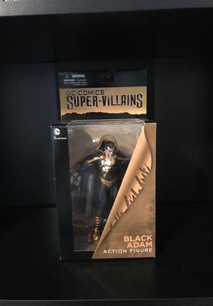 Black Adam action figure for Sale in Seattle, WA