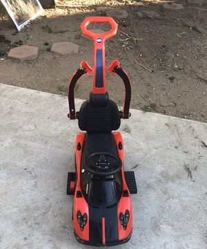 Electric Ride On Push Car Red for Sale in Perris, CA