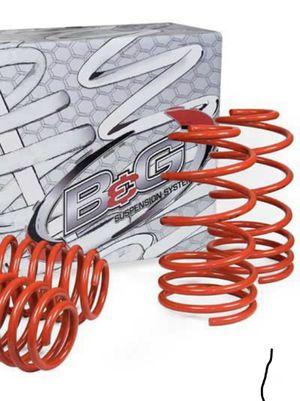 B&G lowering springs Audi for Sale in San Diego, CA