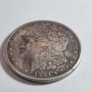 1921 Morgan silver dollar S for Sale in South El Monte, CA