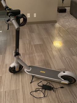 Ninebot Electric Scooter Like New for Sale in Portland,  OR
