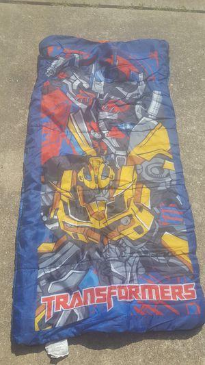 Transformer Sleeping Bag for Sale in Georgetown, TX