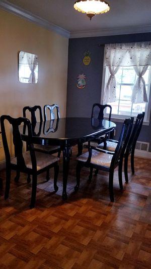 Juego de comedor de 6 sillas for Sale in Manassas, VA