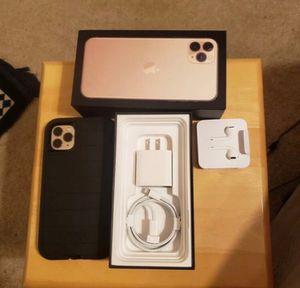 Gold Apple 11 pro Max for Sale in Dallas, TX