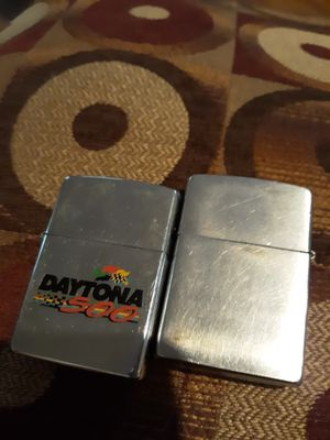 Zippo lighters daytona 500 for Sale in Friendswood, TX