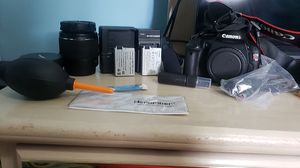 Canon EOS Rebel T2i + GoPro Combo for Sale in Margate, FL