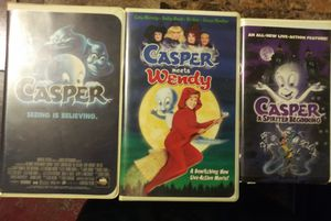 Casper collection VHS for Sale in Centreville, IL