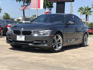 2014 BMW 3 Series for Sale in Houston, TX