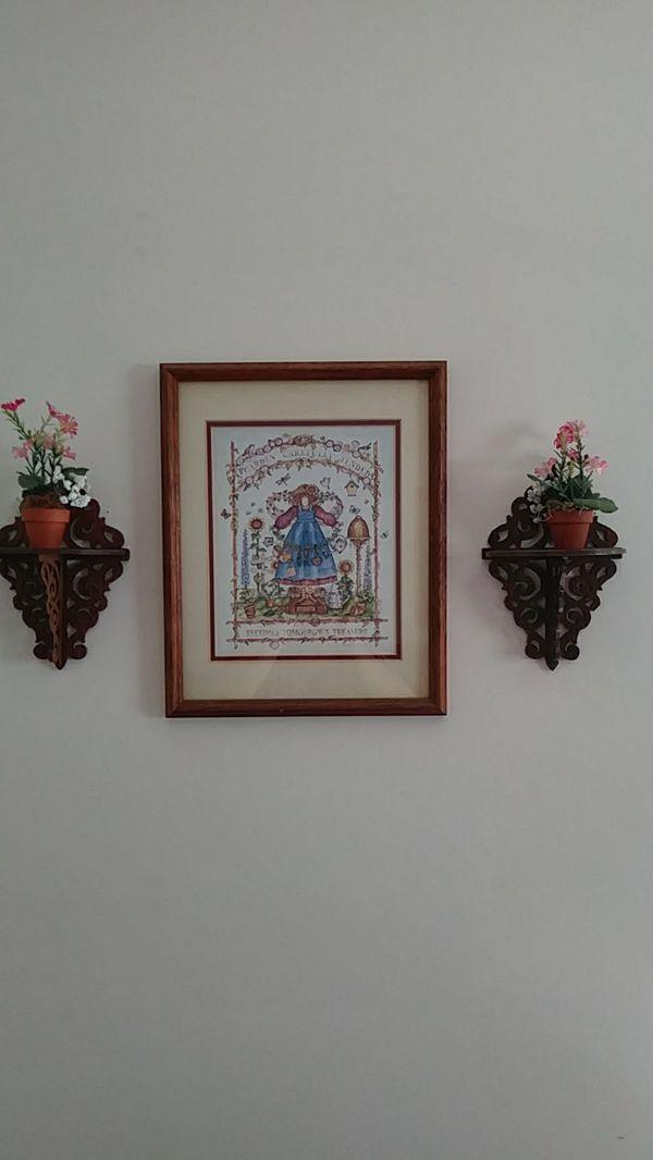 Garden Home Decor Set