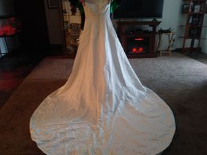 Wedding dress size 12 for Sale in East Wenatchee, WA