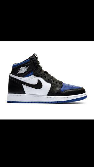 Jordan 1 GS Royal Toe for Sale in Buffalo, NY