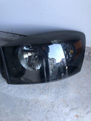 Dodge Ram 2500 headlights for Sale in Huntersville, NC