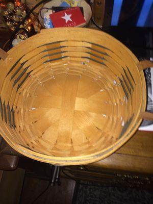 Large longaberger basket for Sale in OH, US