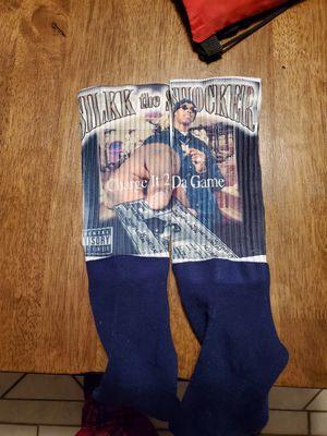 custom socks 12$ or 3 for 20$ for Sale in Sacramento, CA