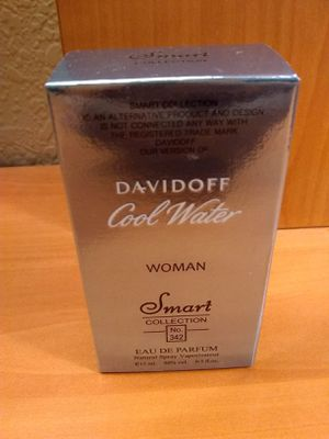 Davidoff Cool Water for Women - Mini Bottle for Sale in Orlando, FL