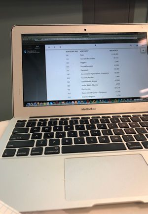 MacBook Air Apple for Sale in Whittier, CA