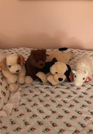 4 stuffed animals for Sale in Fairfax, VA
