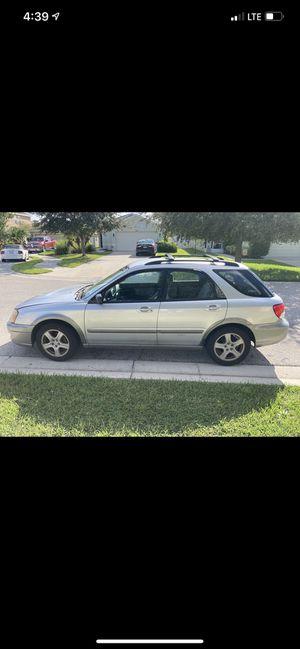 2004 Subaru Outback Impreza -Hatchback 148k miles for Sale in Palmetto, FL