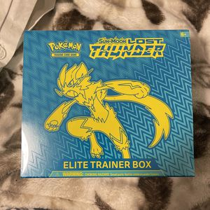 Pokemon Lost Thunder Elite Trainer Box for Sale in Boring, OR