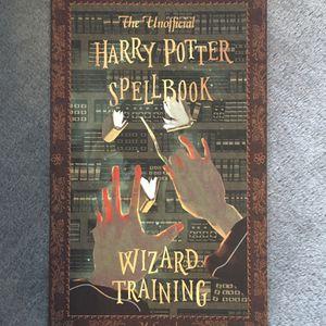 Harry Potter SpellBook for Sale in Weatherford, OK