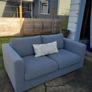 Versatile IKEA FINNALA Loveseat-Excellent Condition for Sale in Portland, OR