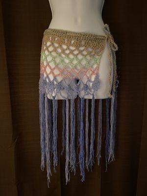 Handmade Crochet Beach Wrap XS for Sale in Concord, NC