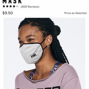 PINK Face Mask for Sale in Riverside, CA