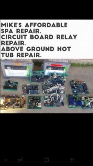 Spa hot tub parts new and some used for Sale in Phoenix, AZ