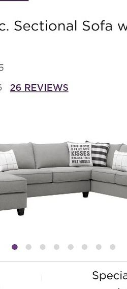 3 Piece Sleeper Sectional for Sale in East Windsor,  NJ