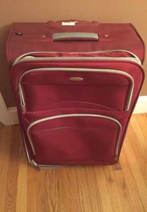 Sams Nite Travelers Bag with Wheels for Sale in Anniston, AL