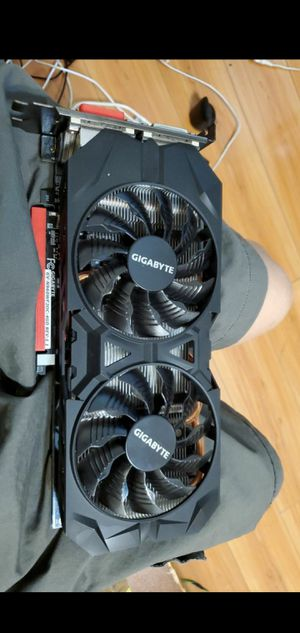 Gtx 960 windforce 4gb for Sale in Huntington Beach, CA