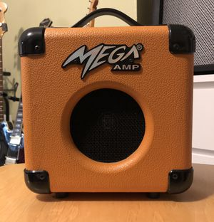 Mega Amp VL-10 Guitar Amplifier for Sale in Pittsburgh, PA