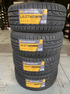 235/45/18 New set of tires installed for Sale in Ontario, CA