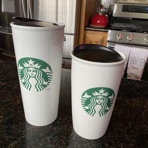 Starbucks Coffee ☕️ Glasses for Sale in Long Beach, CA
