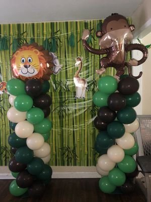 Balloon columns for Sale in Fort Worth, TX