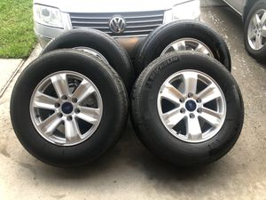 "F150 F-150 RIMS WHEELS SET 17"" for Sale in Orlando, FL"