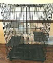 COLLAPSIBLE 3 TIER CAT PLAYPEN for Sale in Antioch, CA