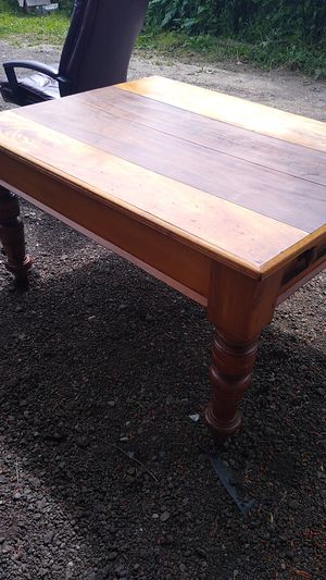 Dining table, or what you decide. I have been told it's an antique, but not confirmed. for Sale in Auburn, WA