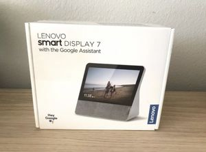 Lenovo Smart Display 7 BRAND NEW for Sale in Perris, CA