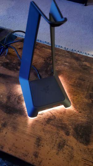 Razer Headphone Stand RGB for Sale in Woodland Hills, CA