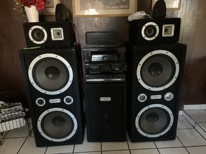 Pro audio Sound system and more for Sale in Phoenix, AZ