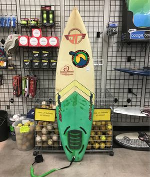 "Joey Thomas Sunsplash 6'4"" Surfboard for Sale in Phoenix, AZ"