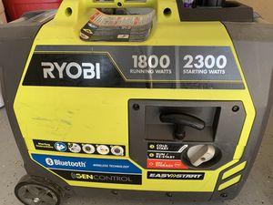 Ryobi generator for Sale in Surprise, AZ