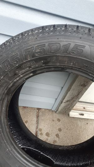 Trailer tires for Sale in Round Lake Heights, IL