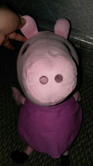 Giant Peppa Pig plush for Sale in Germantown, MD