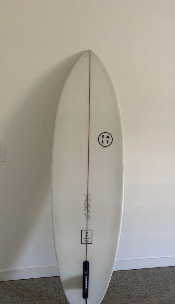 Salt Surfboard