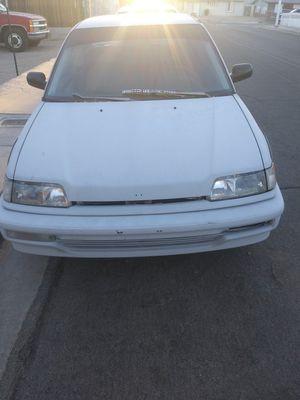 91 honda Civic for Sale in Las Vegas, NV