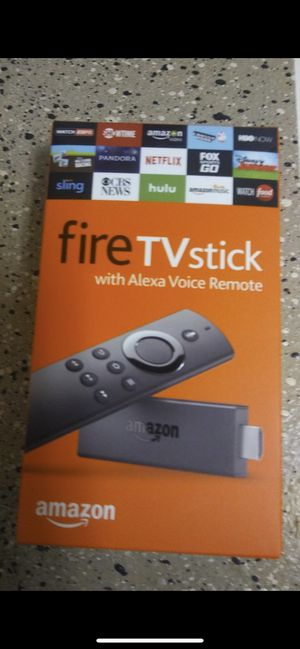 Unlocked fire tv stick for Sale in Richardson, TX