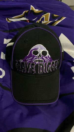 Grave Digger Hat for Sale in Bowie, MD